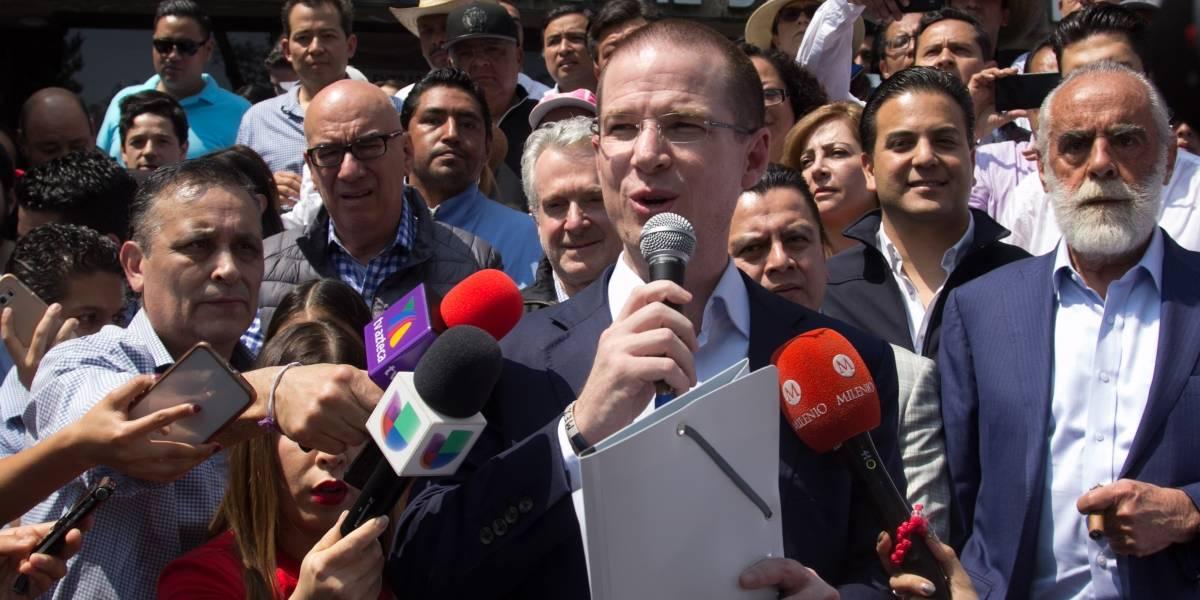 Anaya miente en declaraciones sobre compraventa de terreno en Querétaro: Xamán McGregor