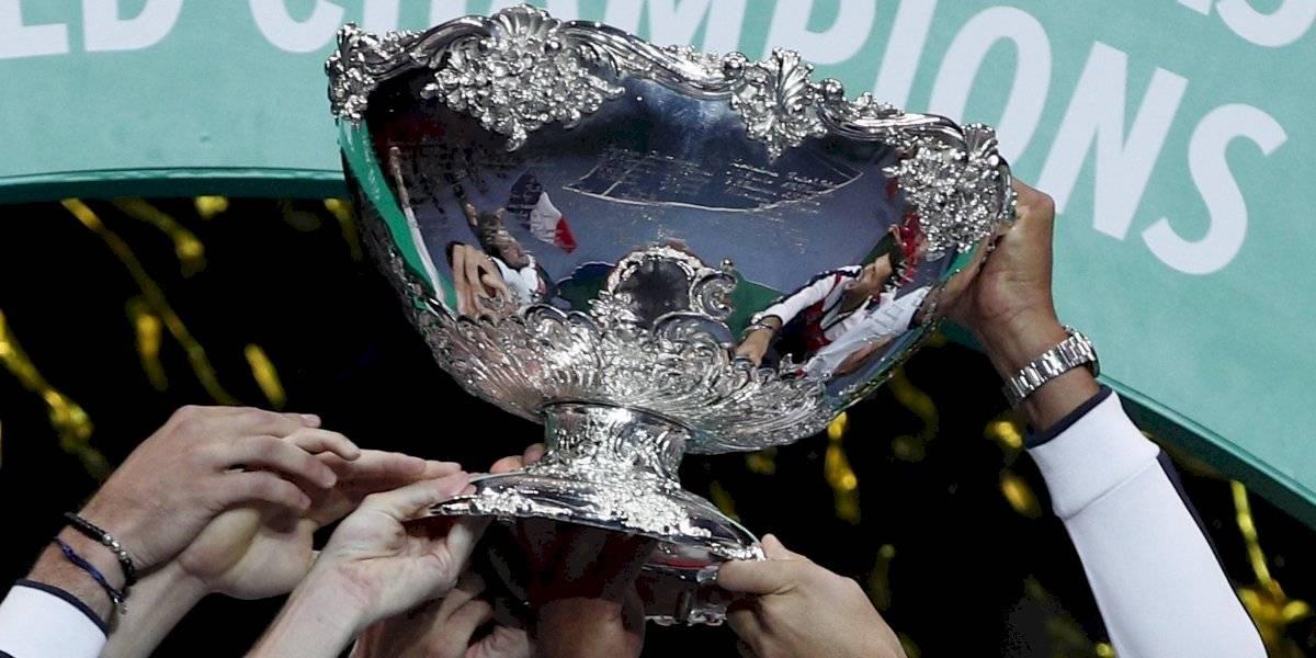 Finales de la Copa Davis 2019: Grupos, horarios, partidos y cuadro de desarrollo del torneo