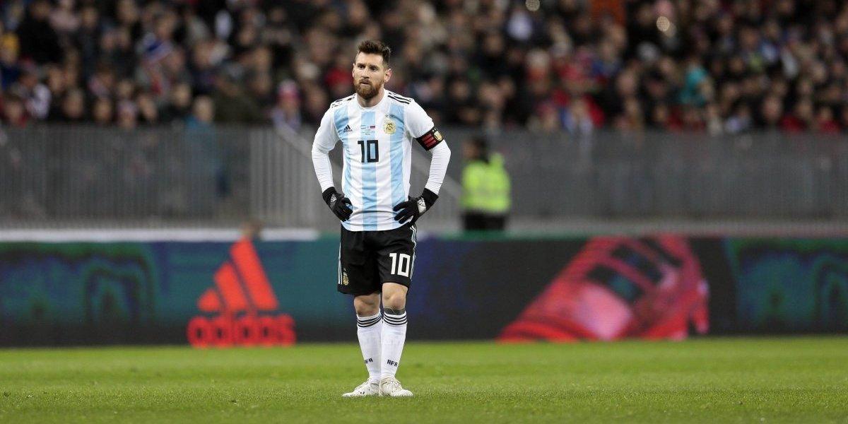 El honesto pedido del DT de Islandia para Lionel Messi