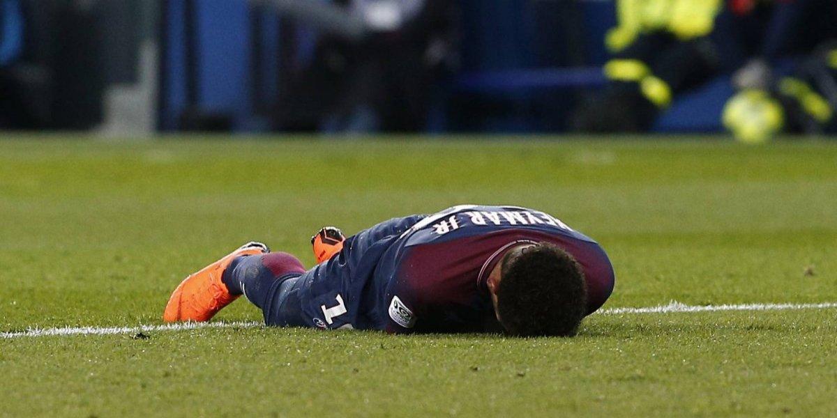 La imagen de Neymar que tiene todas las alarmas encendidas en PSG