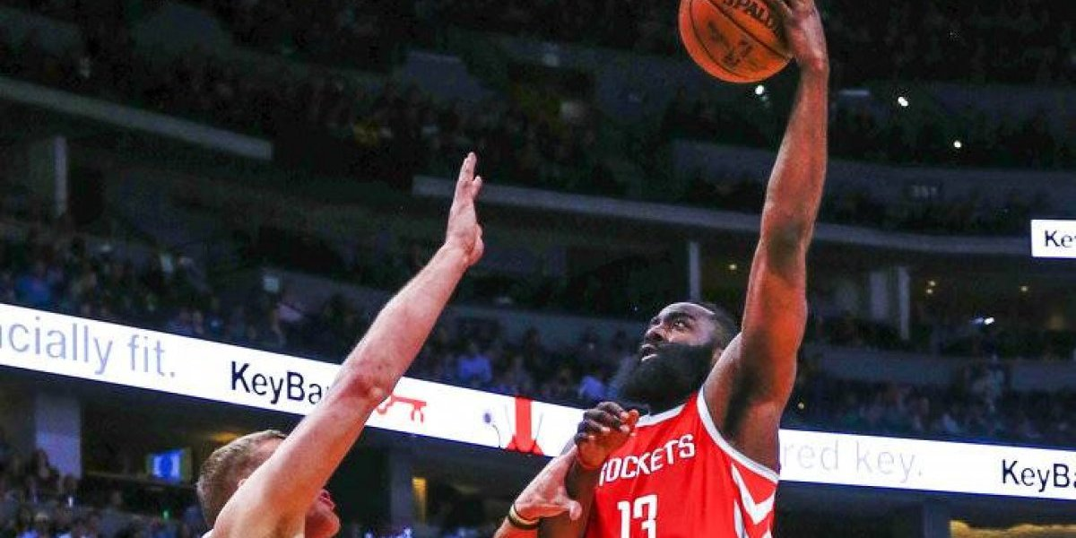 Rockets de Houston llegan a 12 triunfos en fila