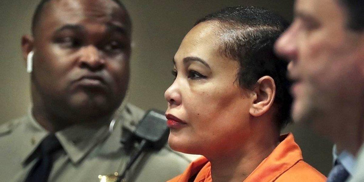 Mujer se declara inocente de asesinato exjugador NBA