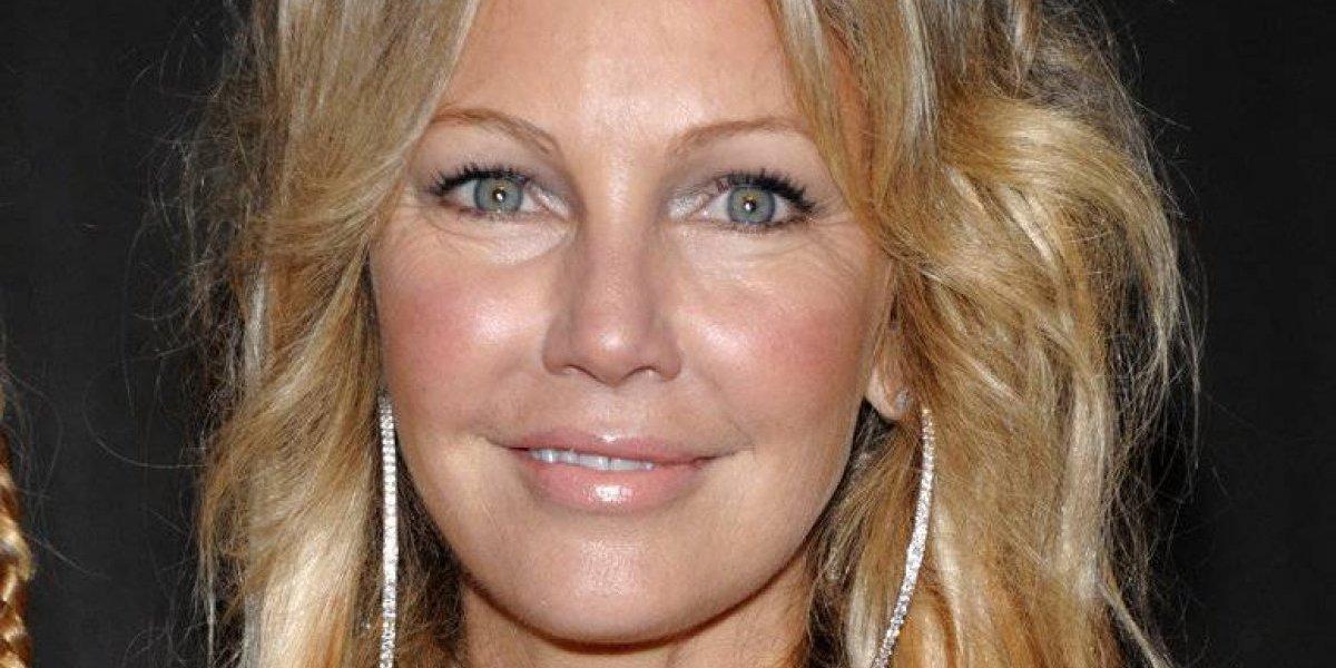 Arrestan actriz por presunta violencia doméstica