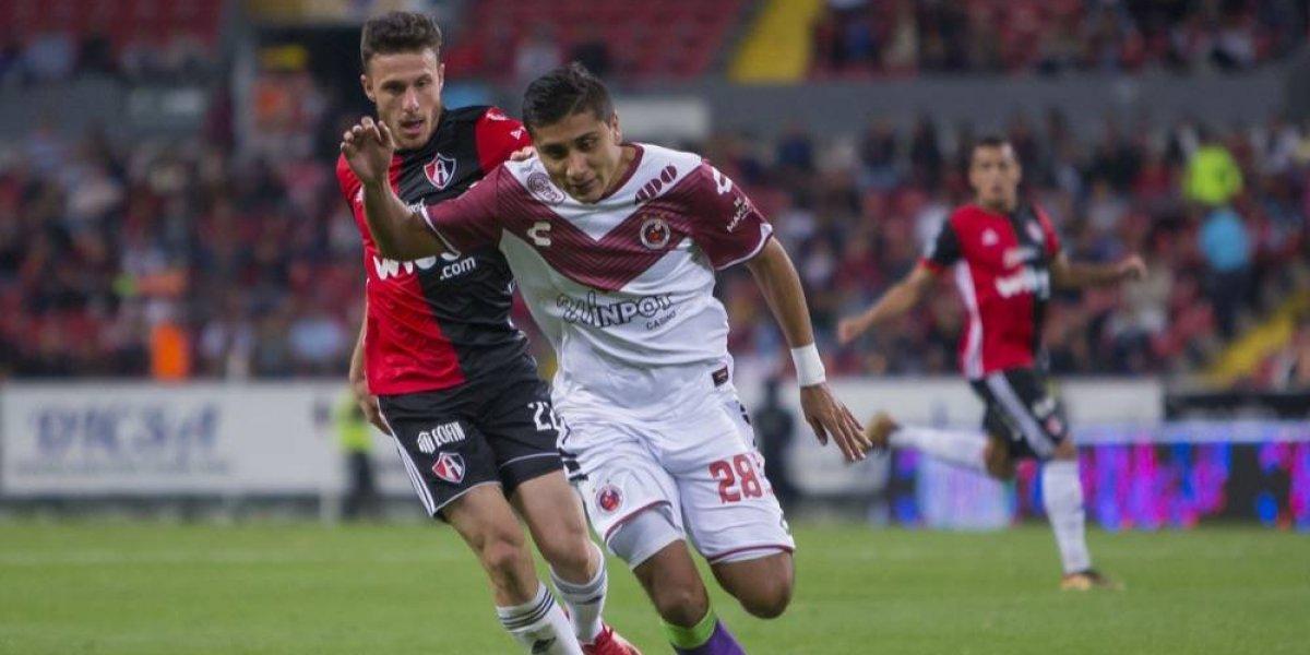 Atlas se juega la vida ante Veracruz en la Copa MX