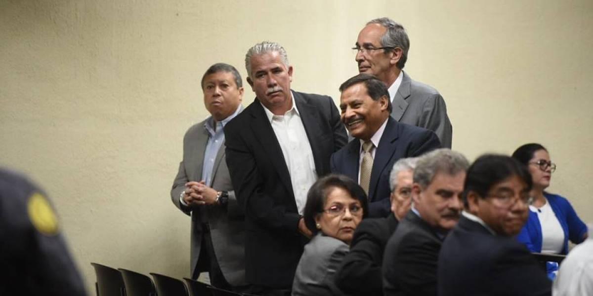 Ocho sindicados en caso Transurbano recuperan su libertad tras pagar fianza