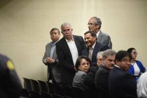 audiencia del caso Transurbano