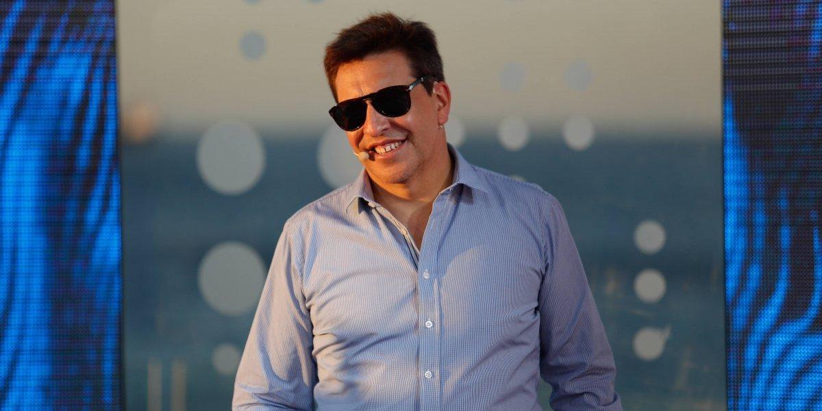 """¿Se acabó el amor?: Julio César Rodríguez dice que con Camila Nash están """"distanciados"""""""