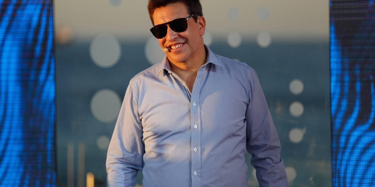 """¡Lo asumió oficialmente! Julio César Rodríguez habla de su romance con Camila Nash: """"Estoy feliz y bien acompañado"""""""