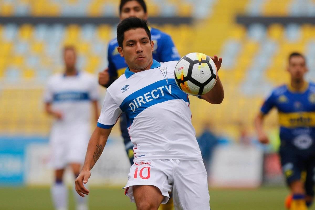 Diego Rojas volvió para convencer / imagen: Agencia UNO