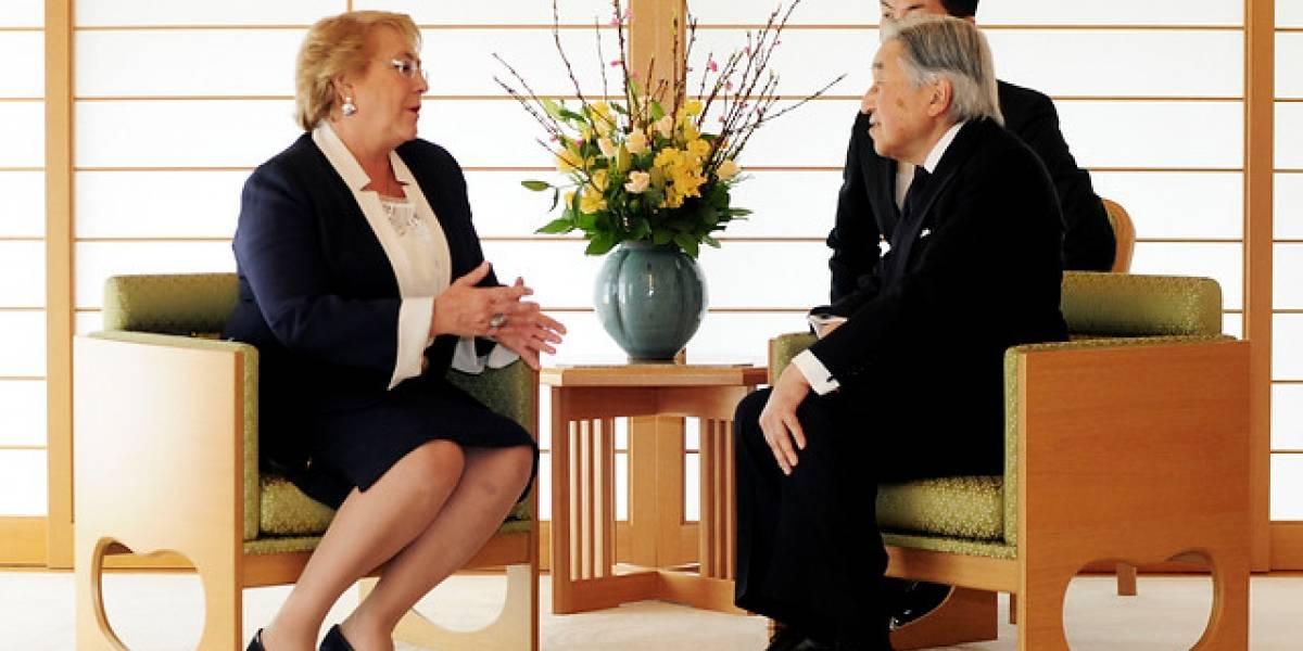 Última gira como mandataria: Presidenta Bachelet retornó a Chile luego de su visita a Japón