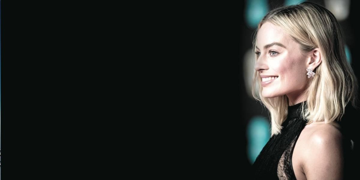 """Me interesa contar historias de mujeres"": Margot Robbie"
