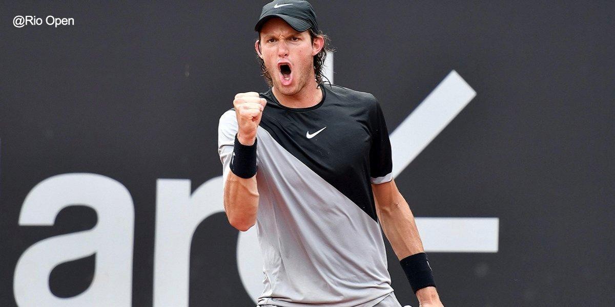 Nicolás Jarry tuvo tremendo ascenso en el ranking ATP tras su semana de ensueño en Rio