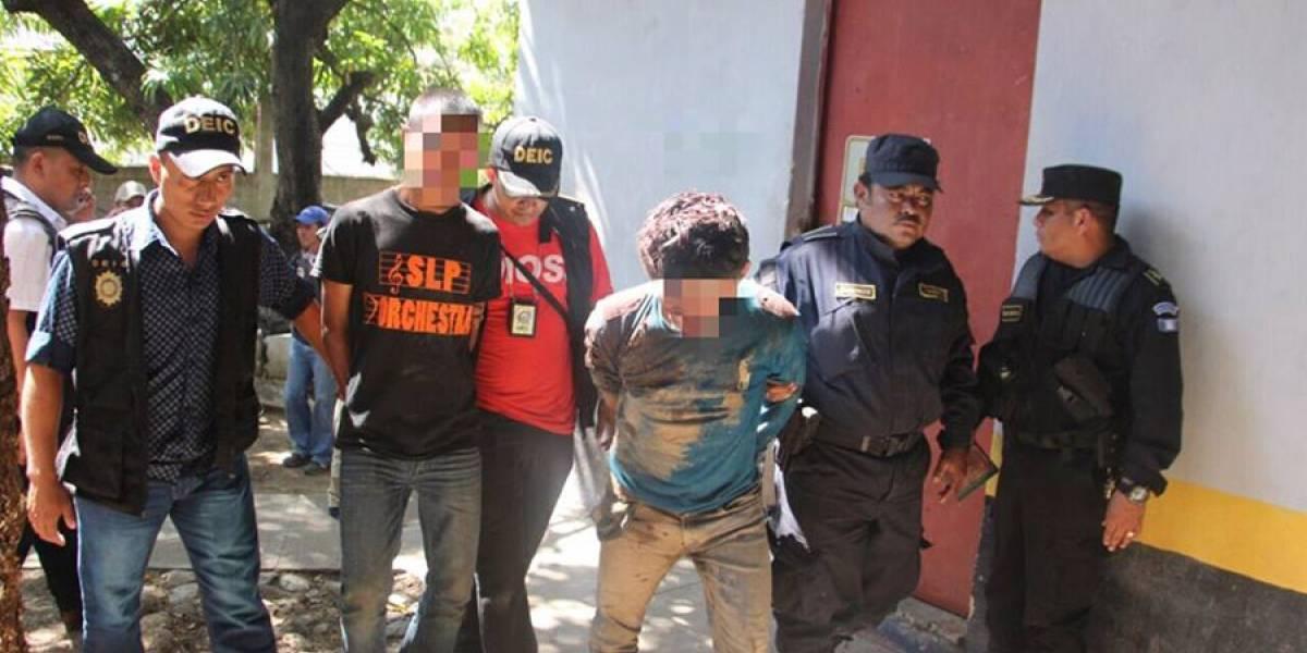 VIDEO. Capturan a presuntos responsables de haber violado y asesinado a niña de 12 años