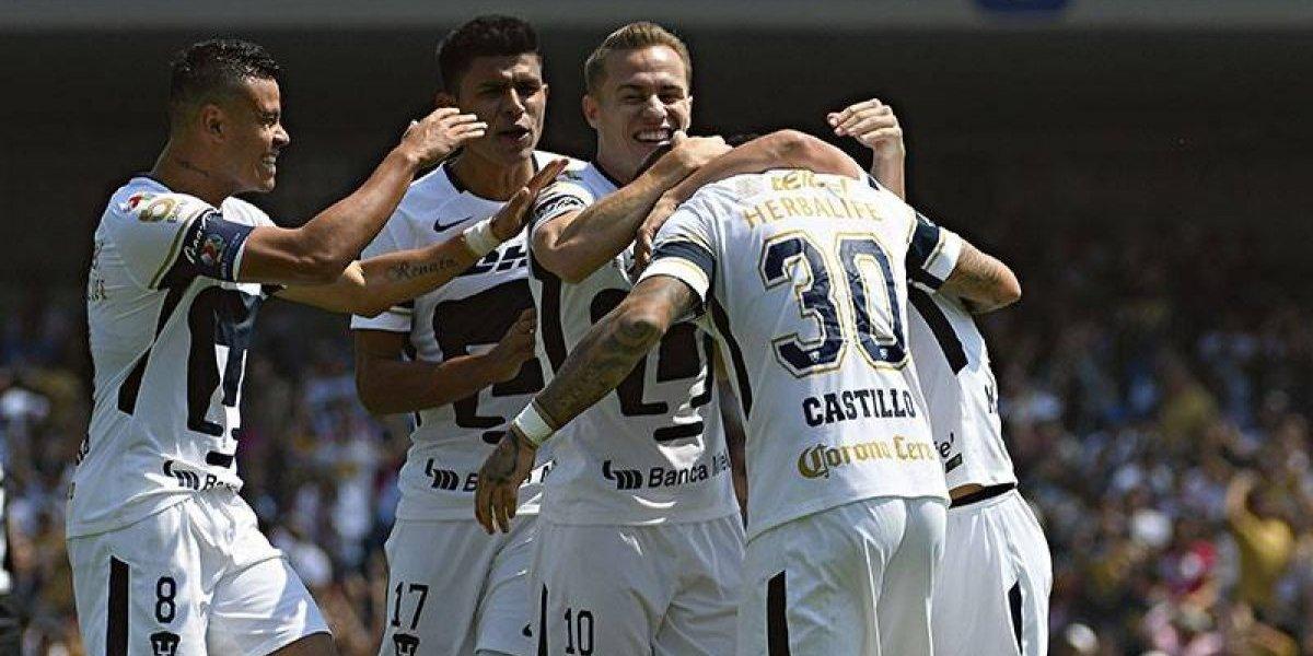El gran inicio de año a puro gol de Nicolás Castillo