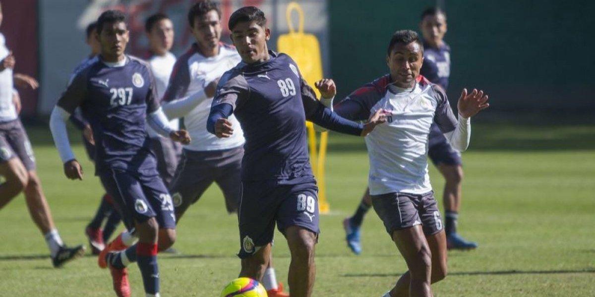 """Chivas mantiene el """"encierro"""" para pensar en Cibao y América"""