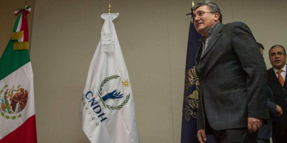 CNDH pide 'pronta investigación' por hechos de violencia en la UNAM