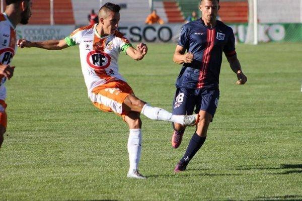 Cobresal lidera en la B / imagen: Alex Castillo/cdcobresal.cl