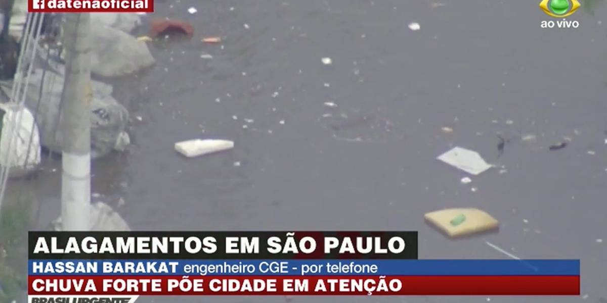 Criança cai em córrego na Vila Matilde, zona leste de São Paulo