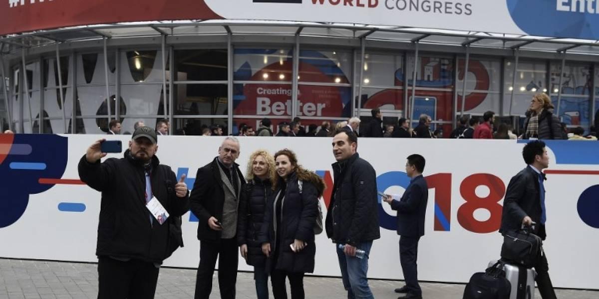 Inicia el Mobile World Congress en Barcelona