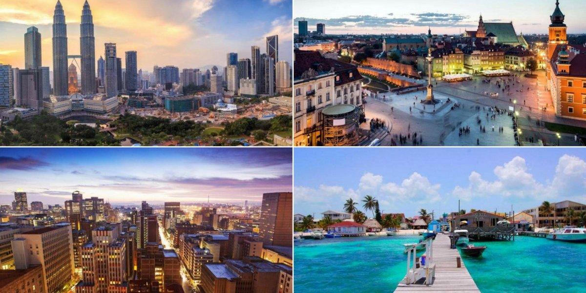 Conheça os países mais baratos do mundo para se viver