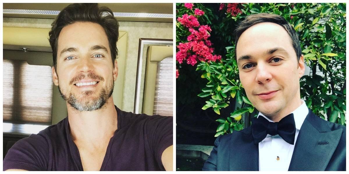 Jim Parsons y Matt Bomer llegarán a Broadway con drama homosexual