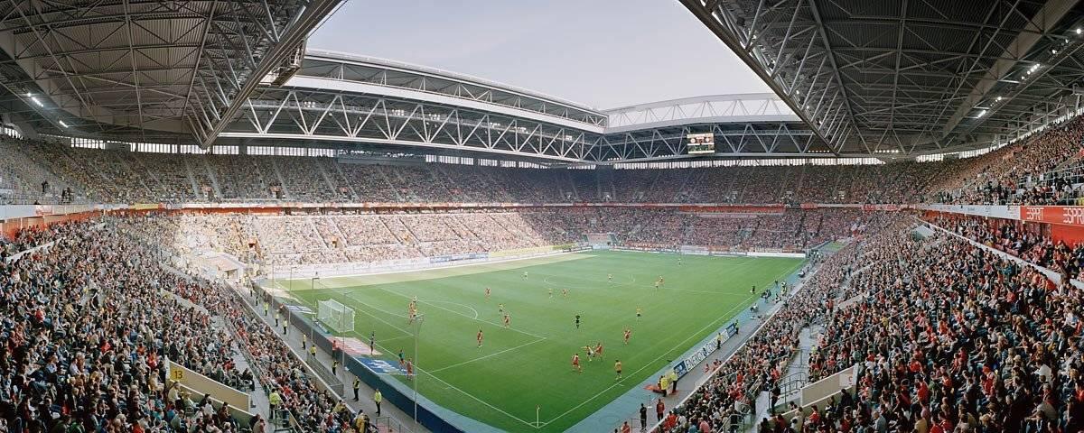 Este será el escenario donde se enfrentarán alemanes y españoles.