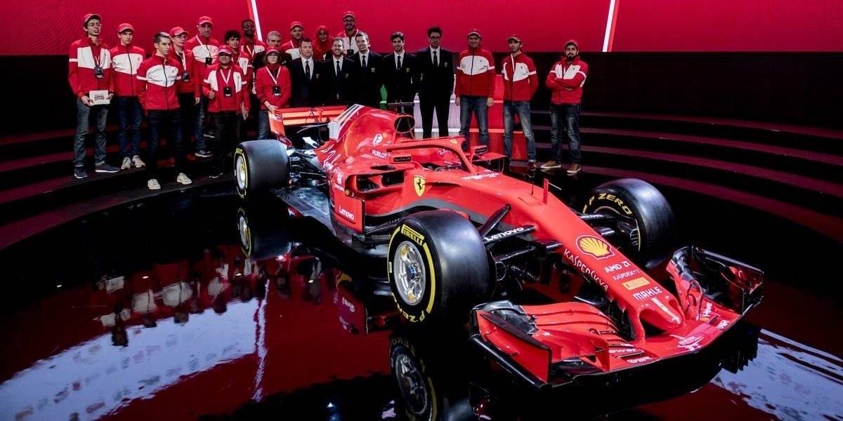 VIDEO: Escuderías de la Fórmula 1 presumen monoplaza para el 2018