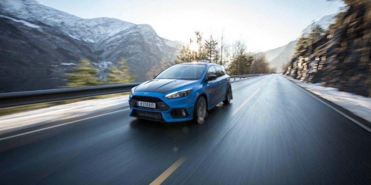En abril se detiene la producción del Ford Focus RS