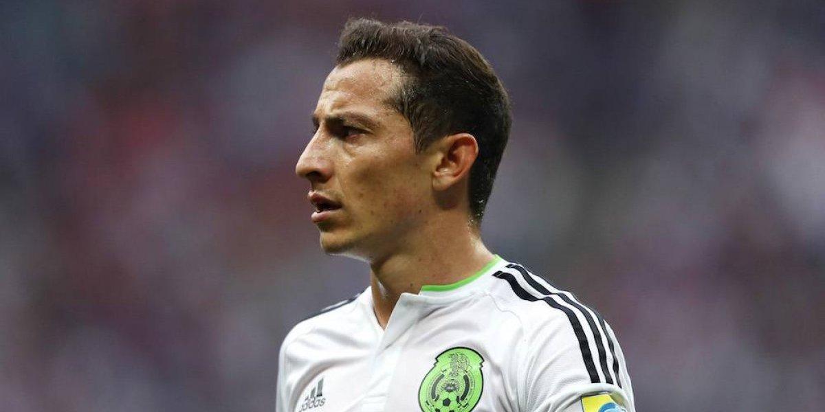 Guardado recuerda que gracias a Ochoa llegó a Europa