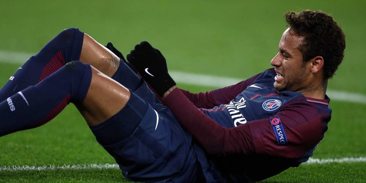 Se confirmó la lesión de Neymar, ¿juega vs. Real Madrid? ¿Arriesga su presencia en Rusia?