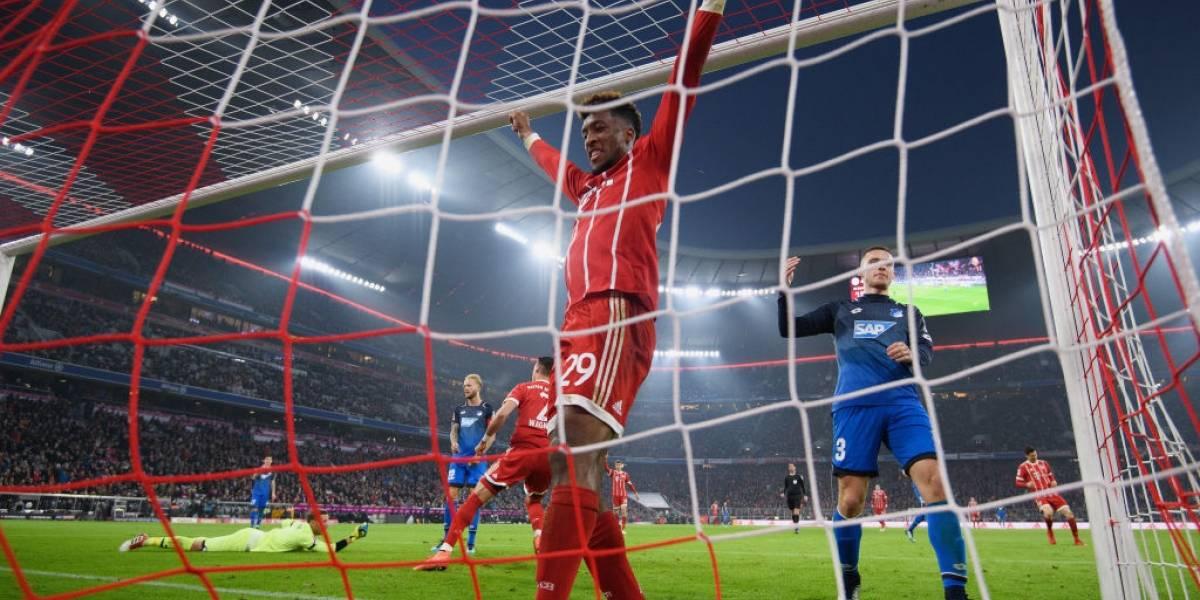 El Bayern de Vidal sufre por su joya juvenil que podría perderse el Mundial de Rusia