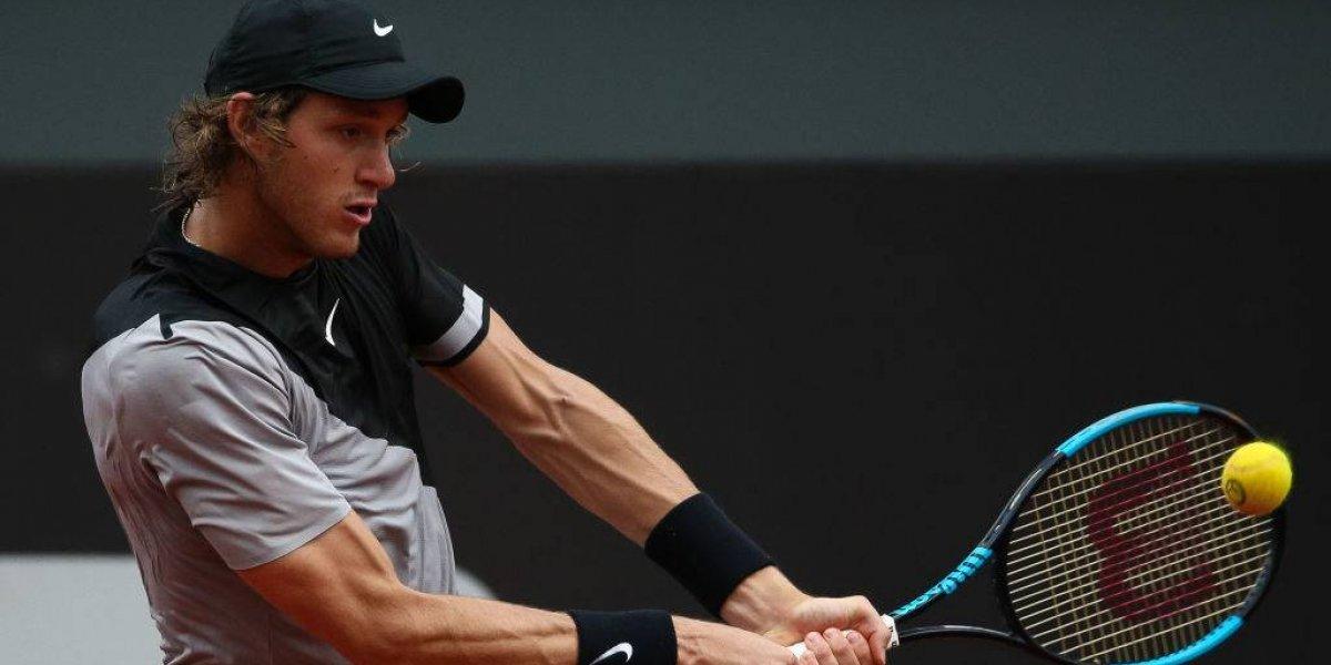 ¿Cuándo y a qué hora es el debut de Nicolás Jarry en el ATP 250 de Sao Paulo?