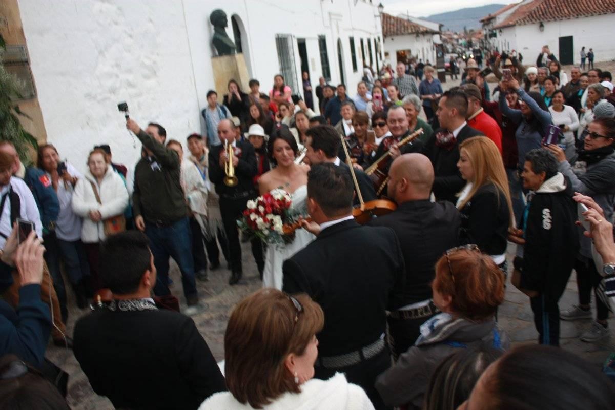 Villa de Leyva, un sitio para celebrar bodas