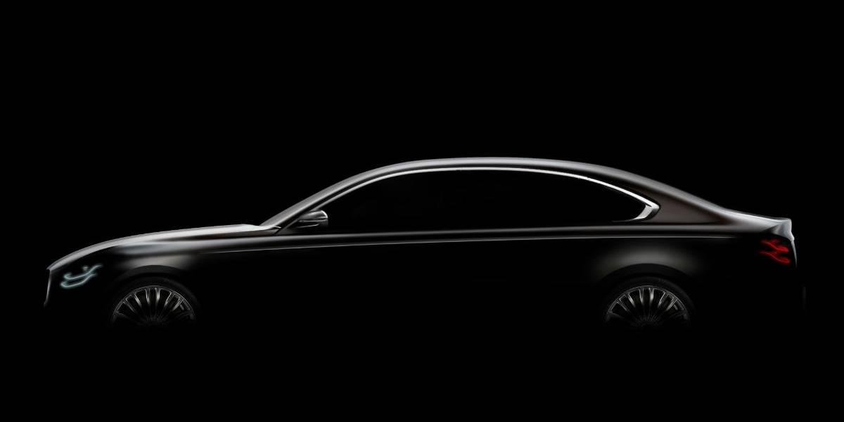 Kia revela nuevos detalles de su próximo K900