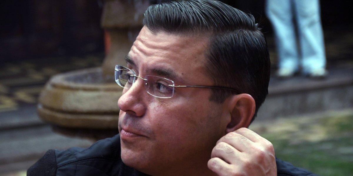 Ministerio Público localiza helicóptero vinculado a Manuel Baldizón
