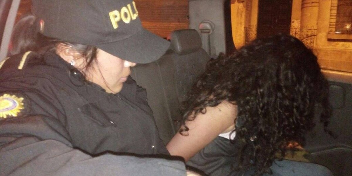 Remiten a menor señalada de matar a una mujer y herir a otra en Chinautla