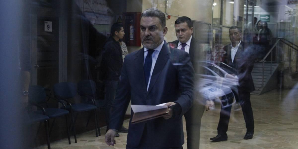 Fiscal Baca Mancheno denuncia una presunta conspiración en su contra (AUDIO)