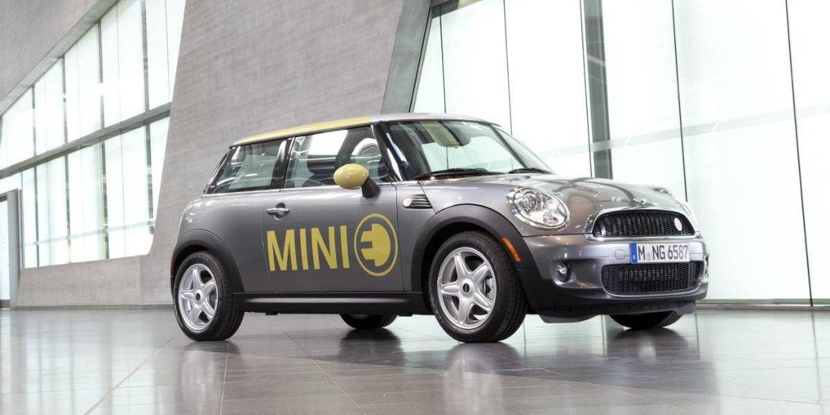 BMW quiere meter Minis eléctricos en China
