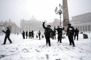 Nevada en Roma