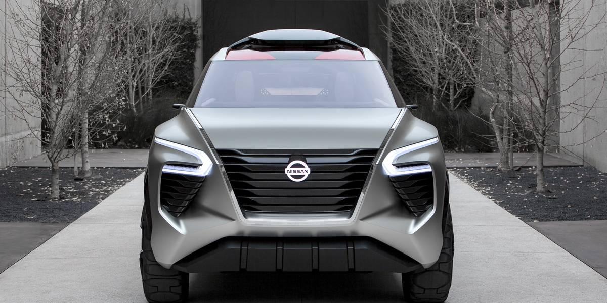 Nissan Xmotion, el futurista SUV que mezcla tradición y tecnología japonesa