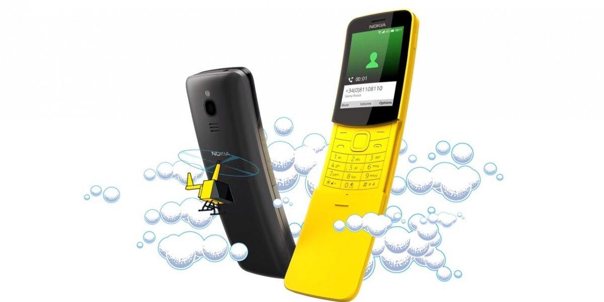 Nokia 8810: el 'Banana Phone' regresó para quedarse