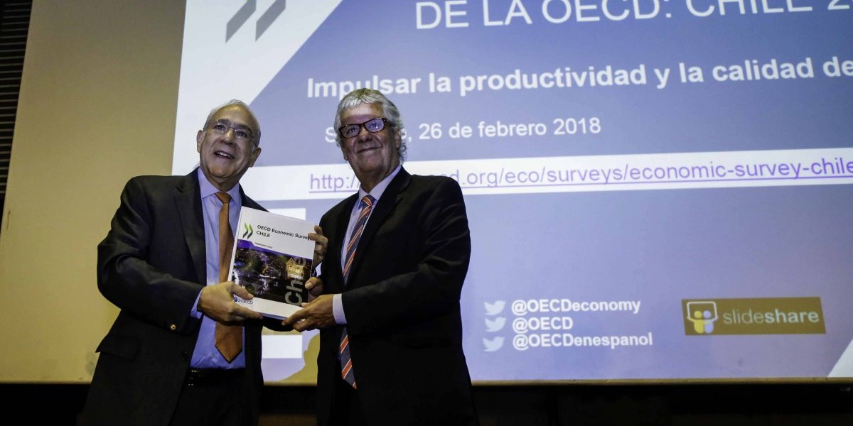 OCDE realizó evaluación severa: Tramitología impacta en la economía chilena