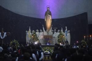 Restos mortales de Oscar Vian Morales en Don Bosco