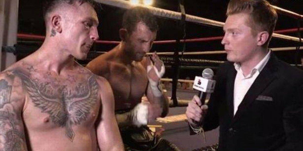 Ganhou a luta, mas passou mal no vestiário: a trágica morte do boxeador Scott Westgarth