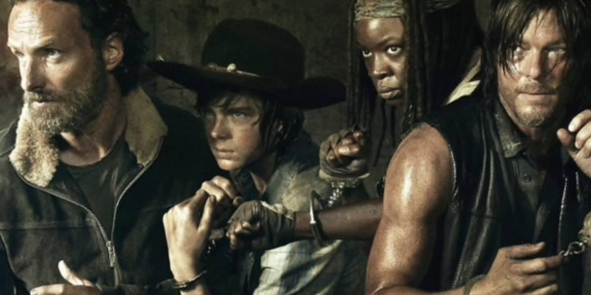 Así despidió el elenco de 'The Walking Dead' a uno de sus personajes icónicos