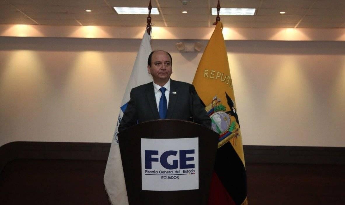 Fiscal Carlos Baca