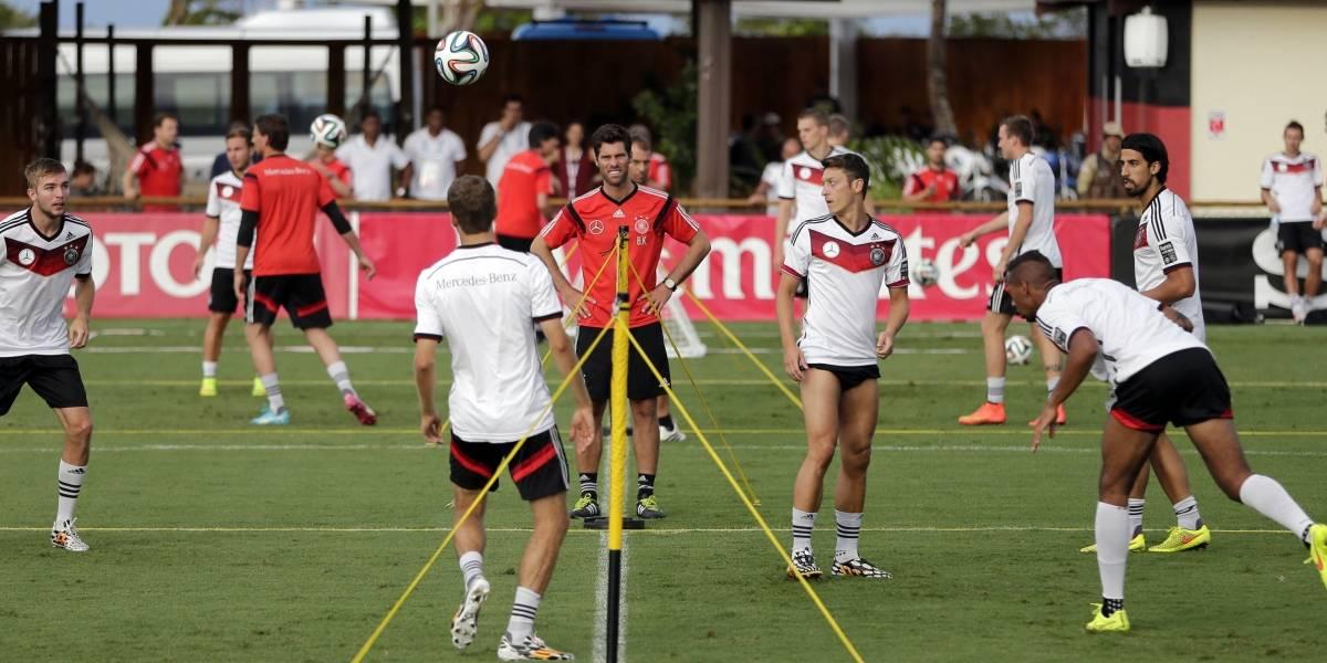 Todo vendido para el amistoso entre Alemania vs. España