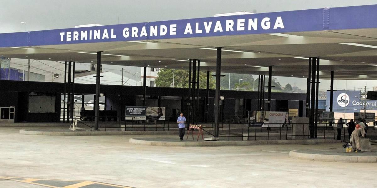 Novo terminal de SBC tem baixo movimento no primeiro dia