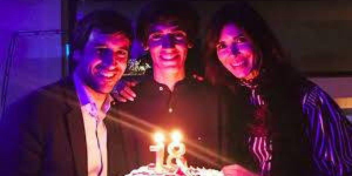 VIDEO: Vaya regalo de cumpleaños de Raúl a su hijo