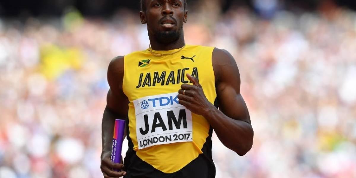 VIDEO. ¡Usain Bolt revela que fichó por un equipo de fútbol!